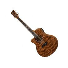 DEAN Exotica A/E Bubinga Wood Lefty